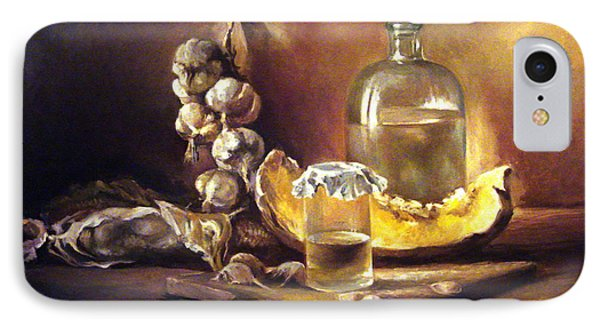 Countryside Still Life 2 IPhone Case by Mikhail Savchenko