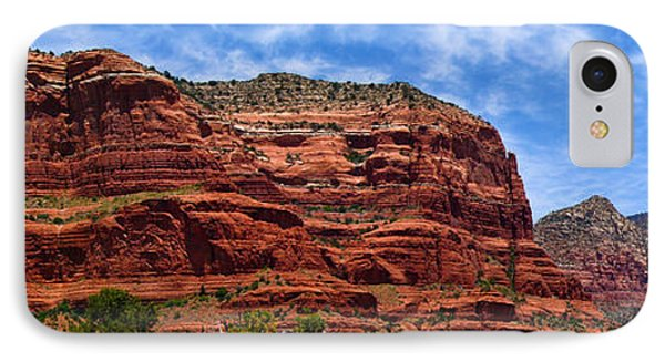 Courthouse Butte Rock Formation Sedona Arizona Phone Case by Amy Cicconi