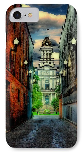 Courthouse IPhone Case