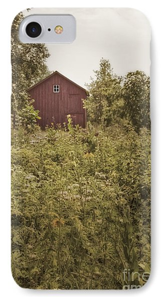 Covered Barn Phone Case by Margie Hurwich