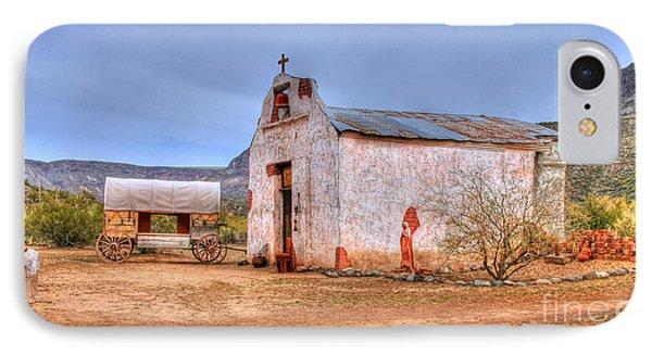 Cowboy Church IPhone Case
