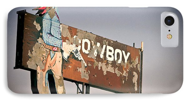 Cowboy IPhone Case