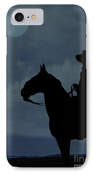 Cowboy On The Range IPhone Case