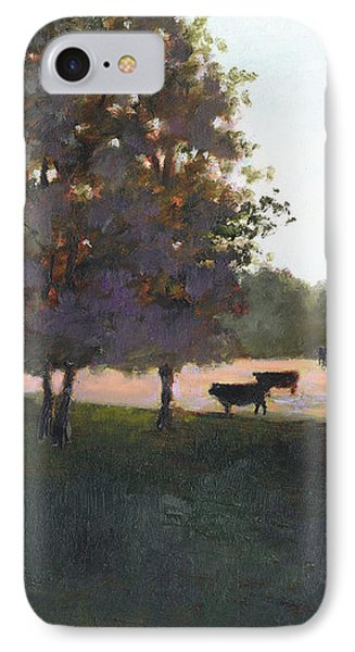 Cows 5 IPhone Case by J Reifsnyder