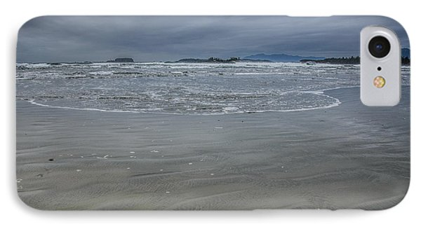 Cox Bay Late Afternoon  IPhone Case by Roxy Hurtubise