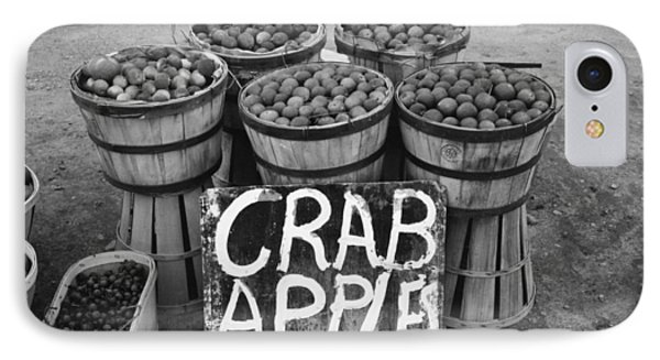 Crab Apples IPhone Case by Bill Cannon