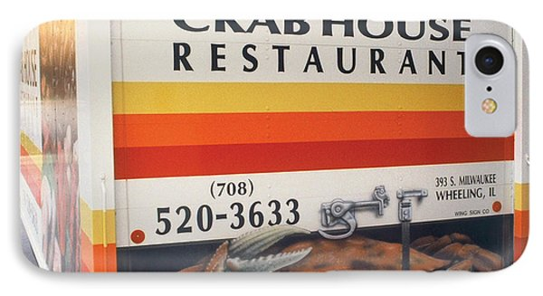 Crabhouse Truck Phone Case by Bill Jonas