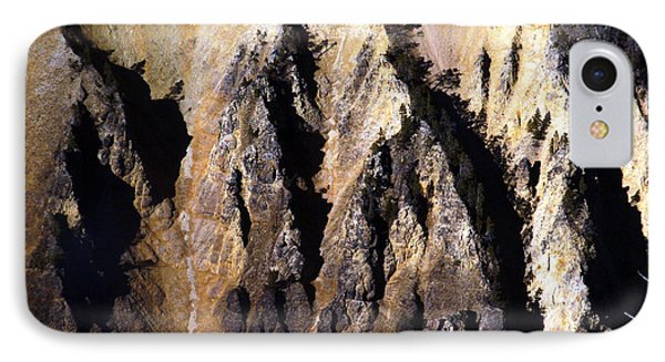 Crag IPhone Case by Tarey Potter