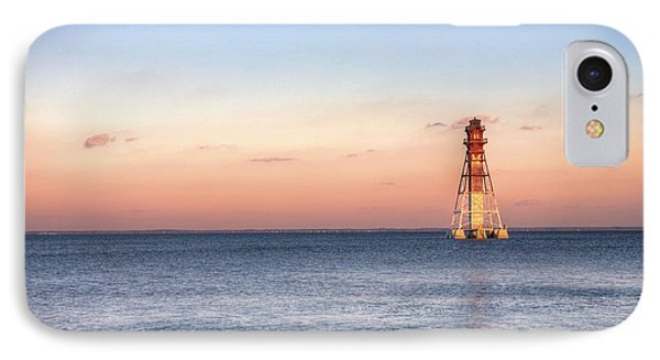 Craighill Channel Lighthouse IPhone Case