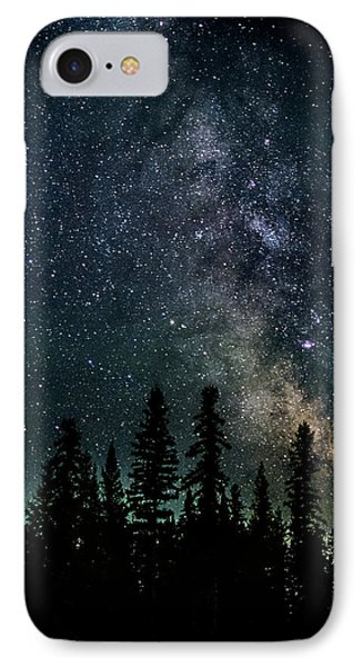 IPhone Case featuring the photograph Cranbrook Milkyway by Rob Tullis