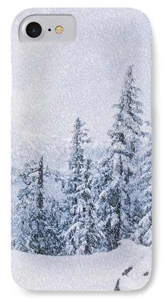 Crater Lake National Park In June IPhone Case by Diane Schuster