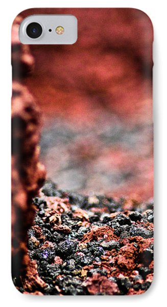 Craters Of The Moon 1 IPhone Case by Joel Loftus