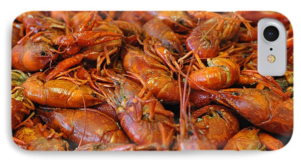 Crawfish Boil IPhone Case by Steve Archbold