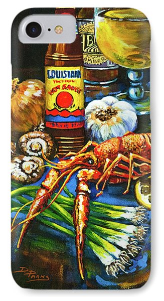 Crawfish Fixin's IPhone 7 Case