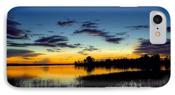 Creamy Sunset Phone Case by Dan Holland