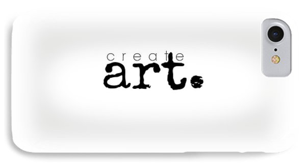 Create Art IPhone Case