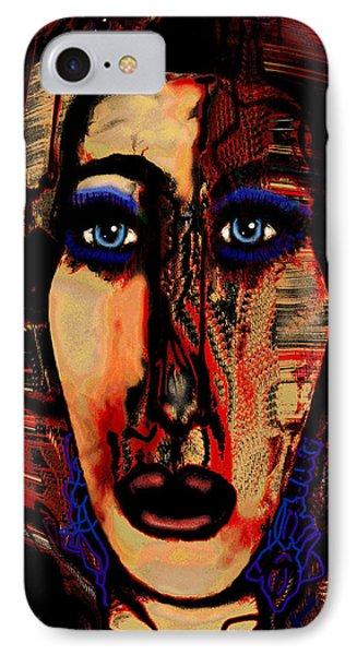 Creative Artist Phone Case by Natalie Holland