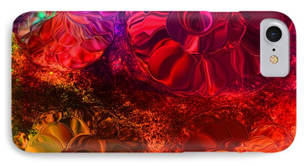 Creative Mind IPhone Case by Gayle Price Thomas