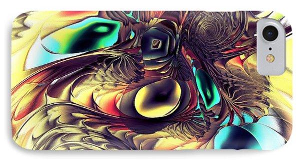 Creature Phone Case by Anastasiya Malakhova
