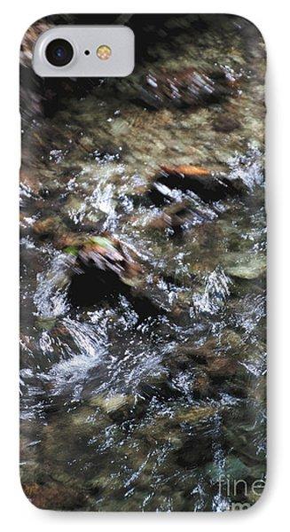 Creek Bed Phone Case by William Norton