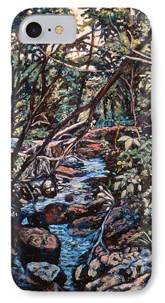 Creek Near Smart View Phone Case by Kendall Kessler