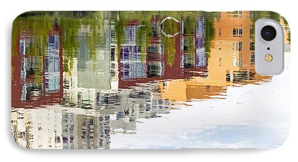 IPhone Case featuring the photograph Creekside Reflections by Kate Brown