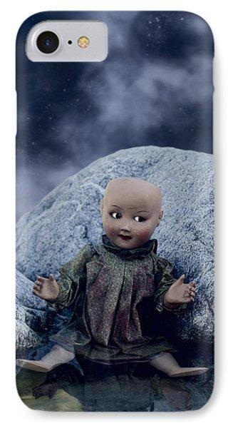 Creepy Doll Phone Case by Joana Kruse