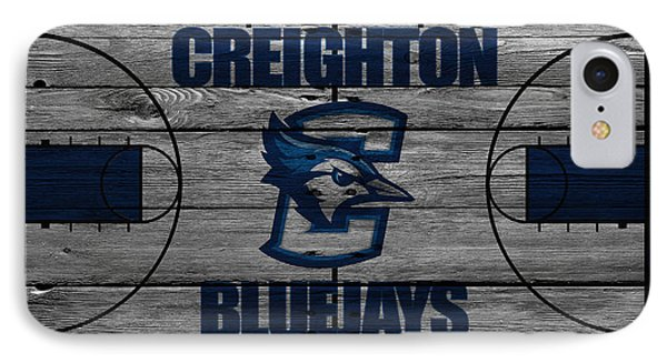 Creighton Bluejays IPhone Case by Joe Hamilton