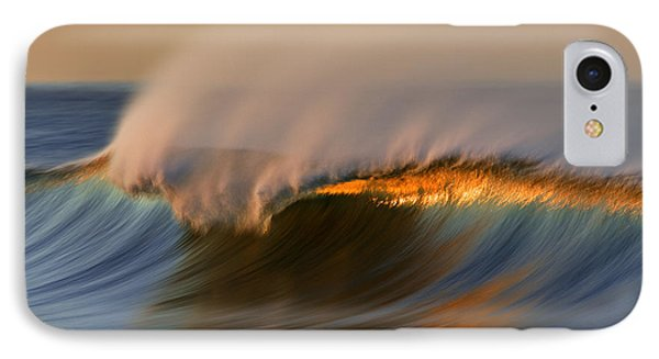 Cresting Wave Mg_0372 IPhone Case by David Orias