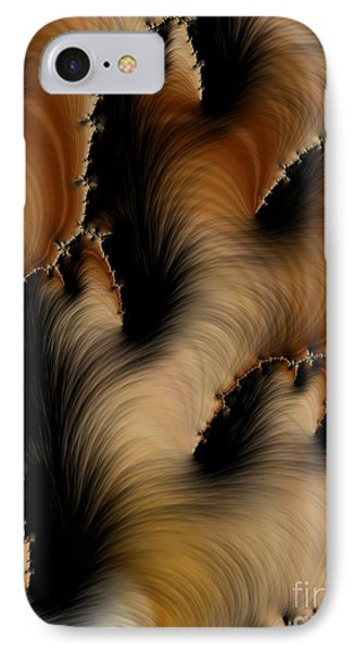 Crevasses  IPhone Case