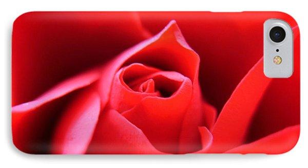 Crimson Phone Case by Patti Whitten