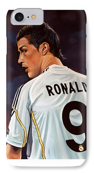 Cristiano Ronaldo IPhone 7 Case