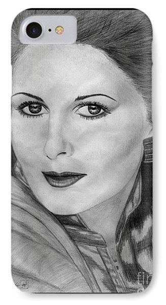 Cristina Ferrare In 1981 Phone Case by J McCombie