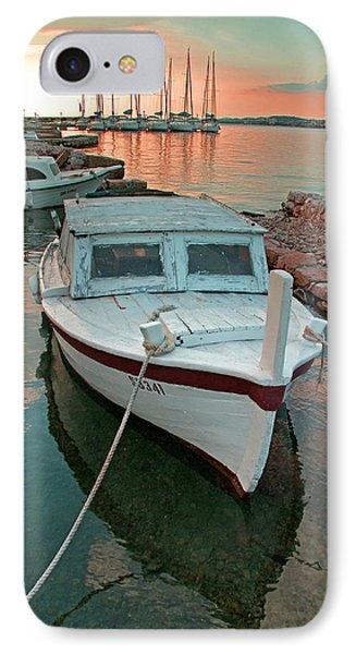 Croatian Marina IPhone Case