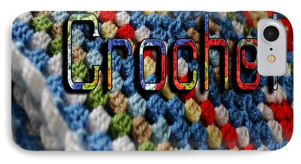Crochet IPhone Case by Megan Dirsa-DuBois