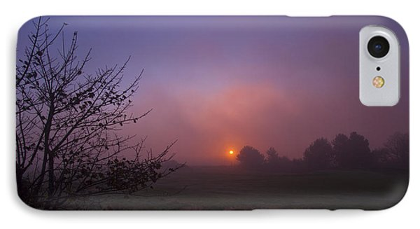Cromer Sunrise Phone Case by David French