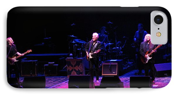 Crosby Stills And Nash IPhone Case by Melinda Saminski
