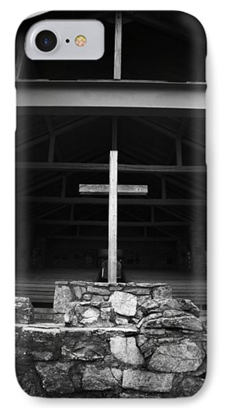 IPhone Case featuring the photograph Cross 2 by Kelly Hazel