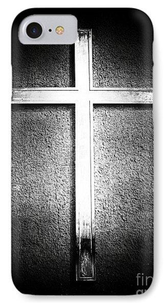 Cross Phone Case by John Rizzuto