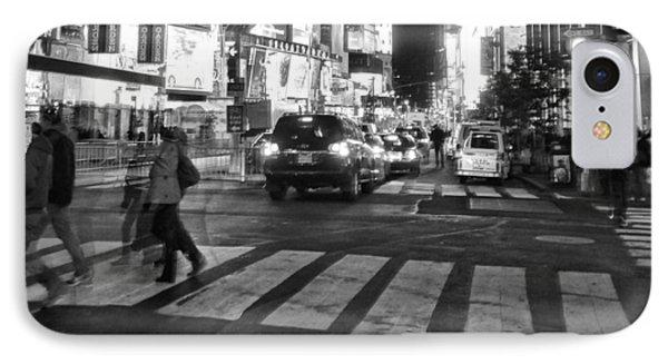 Crosswalk Phone Case by Dan Sproul