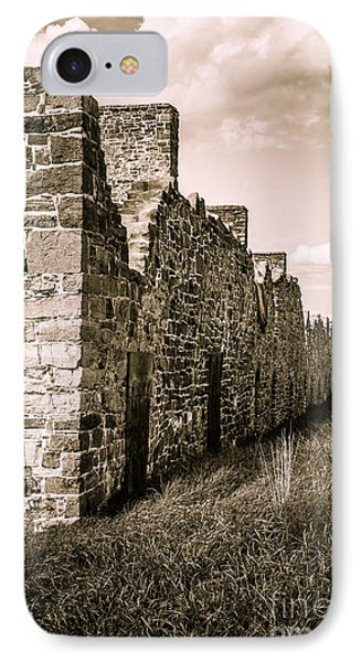 Crown Point New York Old British Fort Ruin IPhone Case