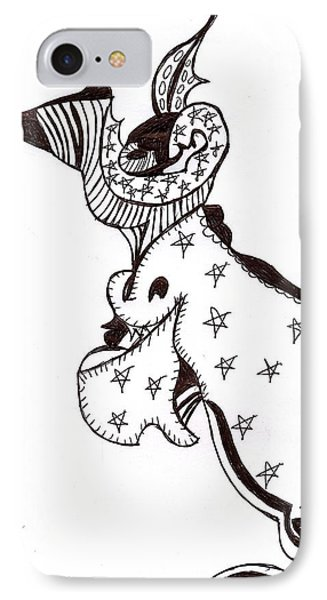 Crowned Dragon IPhone Case