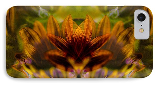 Crowned  IPhone Case by Omaste Witkowski