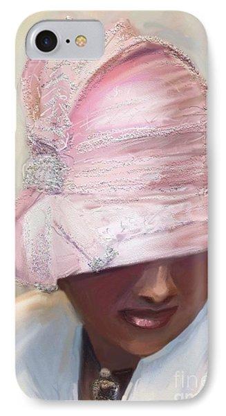 Crowns IPhone Case by Vannetta Ferguson