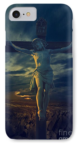 Crucifixcion Phone Case by Jelena Jovanovic