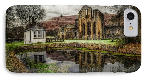 Crucis Abbey IPhone Case by Adrian Evans