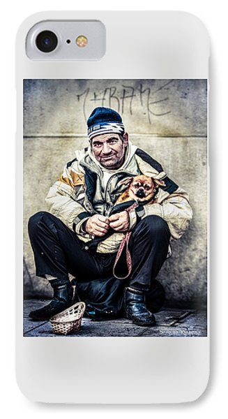 Cruel Street Life Phone Case by Stwayne Keubrick