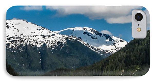 Cruising Alaska IPhone Case