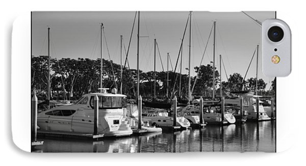 IPhone Case featuring the digital art Cruising San Diego Style by Kirt Tisdale