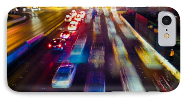 IPhone Case featuring the photograph Cruising The Strip by Alex Lapidus